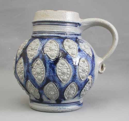 Antique Westerwold Jug c l700