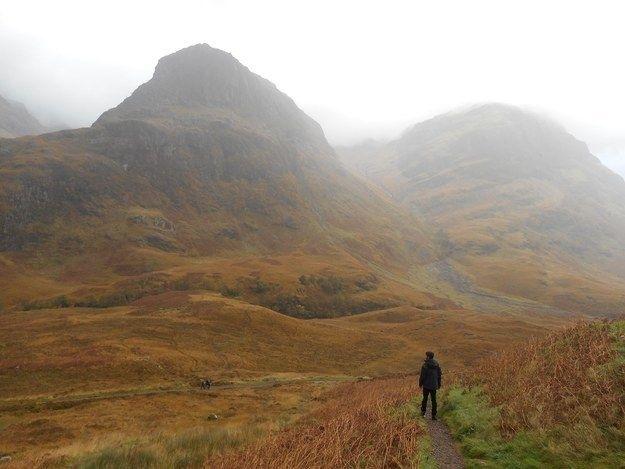 Terras Altas, Escócia