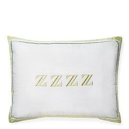 june lane ''zzz'' pillow