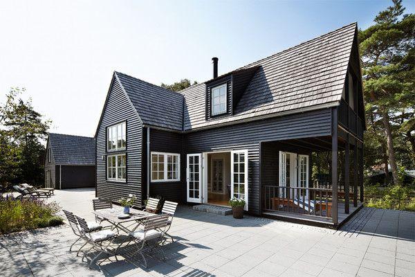 Black houses   Cottonwood Interior Design Blog - Cottonwood Interiors - Interior Designer