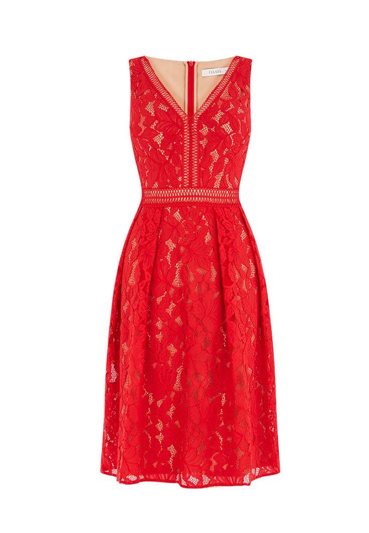 Trending Wedding guest dresses u the prettiest high street gowns