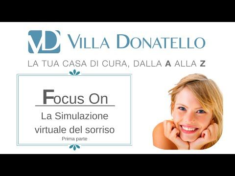 Focus On - Odontoiatria - La simulazione virtuale del sorriso 1° Parte - YouTube