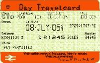 London Oyster Card v. Travelcard