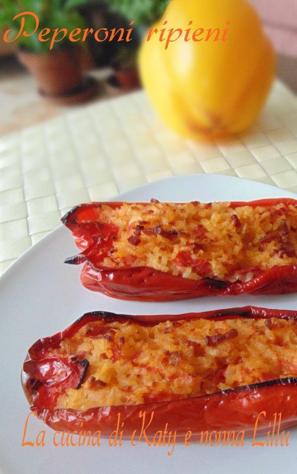 Le verdure ripiene sono un classico della cucina italiana, si possono riempire con quello che più ci piace. Io non uso sempre la stessa ricetta, mi piace cambiare e la adeguo anche … Continua a leggere→