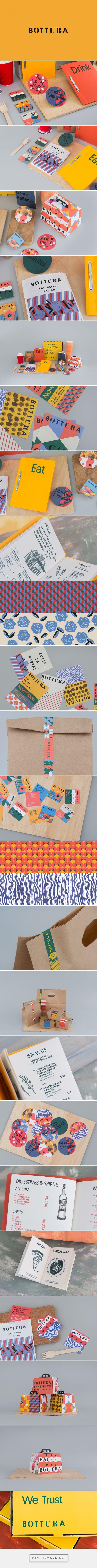 Bottura on Behance | Fivestar Branding – Design and Branding Agency &…
