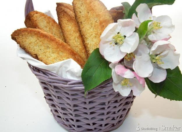 Biscotti - włoskie ciasteczka herbaciane