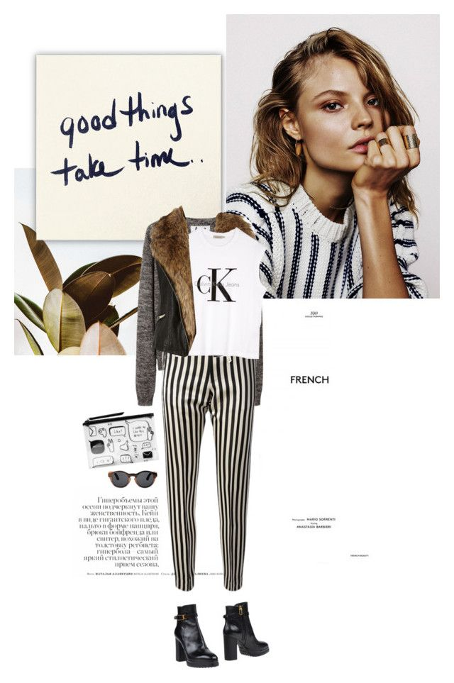 """""""Good Things."""" by browneyez on Polyvore featuring Acne Studios, Petar Petrov, River Island, Calvin Klein, Tod's, Monki, Finlay & Co. and fall2015"""