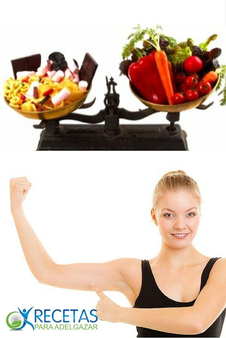 ¡Crea una dieta balanceada con estos #Consejos!