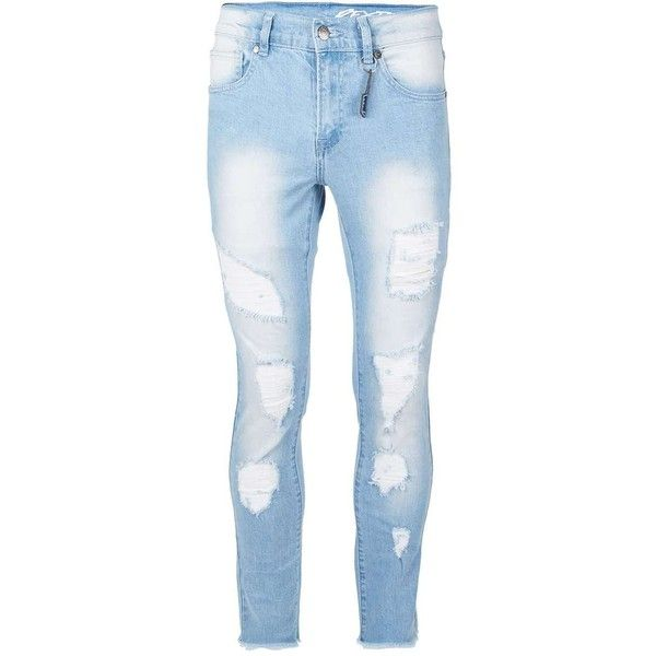 Holes in your jeans might not be your thing but having a nice pair of light denim jeans (hole or not) is a great way to complete a casual outfit. Visit Secret Second-hand Shopper for more tips. https://secretsecondhandsh.wixsite.com/secret2ndhandshopper
