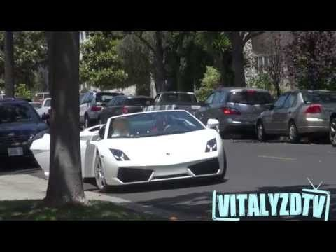 "Video: Lamborghini's are ""Chick Magnets"" - How else can you explain why you don't even need to 'speak' to a girl to land her into this car? - lol..."