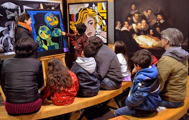 Artequin Viña del Mar - Arte, educación y entretención