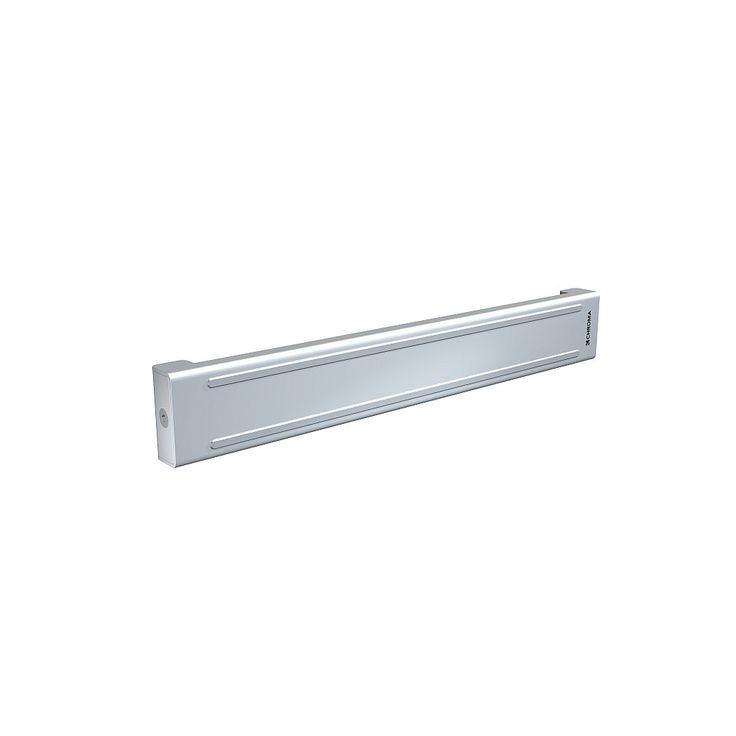 MAGNETLEISTE - Edelstahl, 34 cm - Dieser hochwertige Messerhalter aus Edelstahl ermöglicht es, Messer sicher, platzsparend und griffbereit an der Wand zu fixieren um einem Zerkratzen der Messer vorzubeugen.