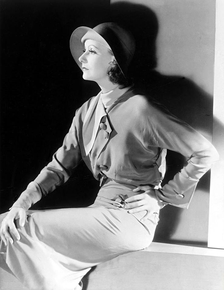 328 best Garbo and Dietrich images on Pinterest