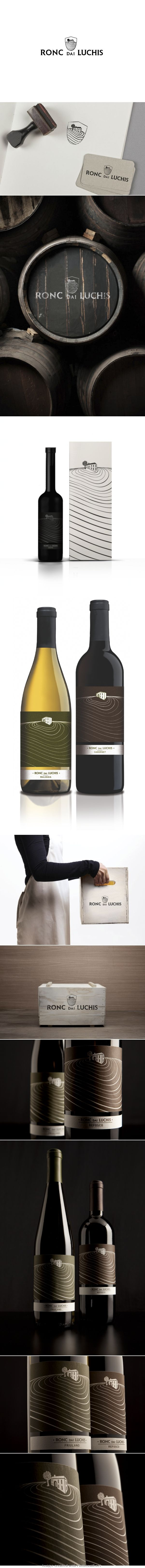 Ron Dai Luchis #branding and #packaging