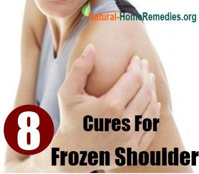 8 Natural Cures For Frozen Shoulder
