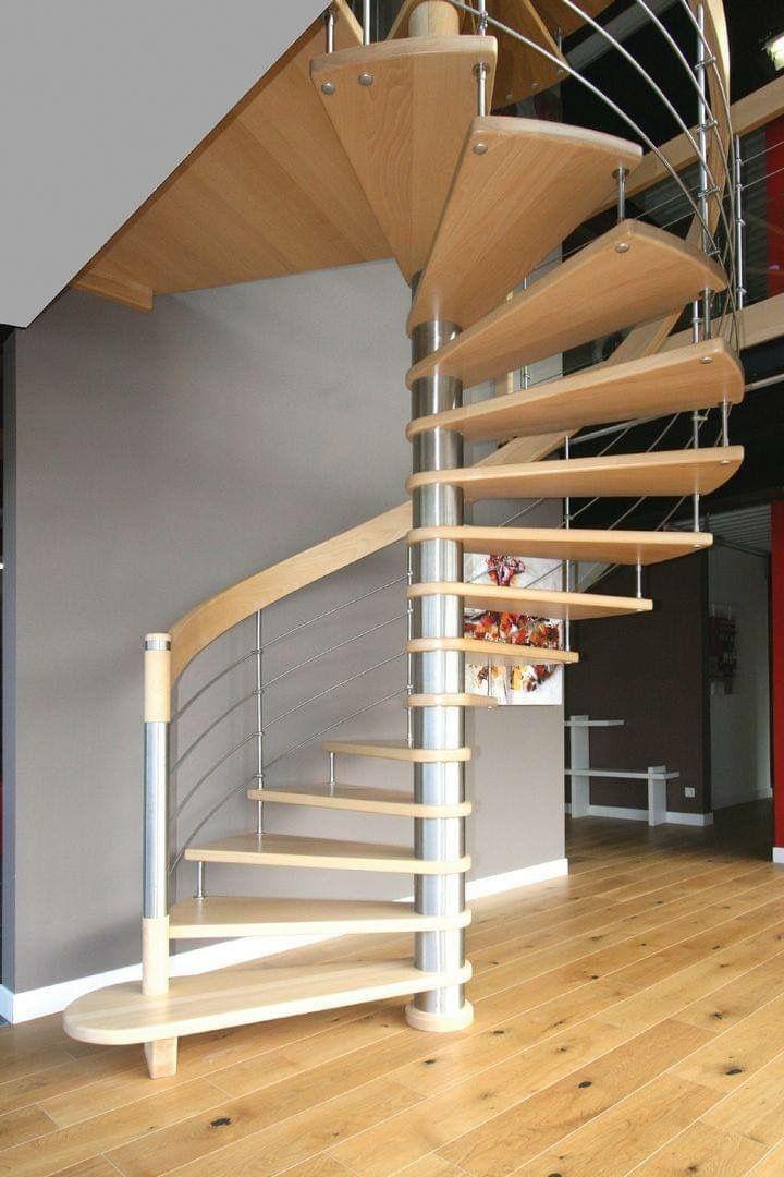 18 best Escadas Helicoidais images on Pinterest Stairs - holz treppe design atmos studio
