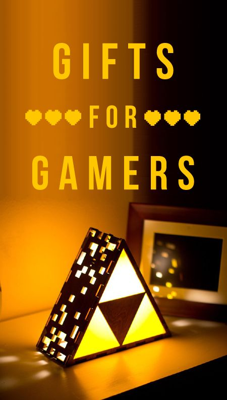 Perfect gifts for the gamers in your life.