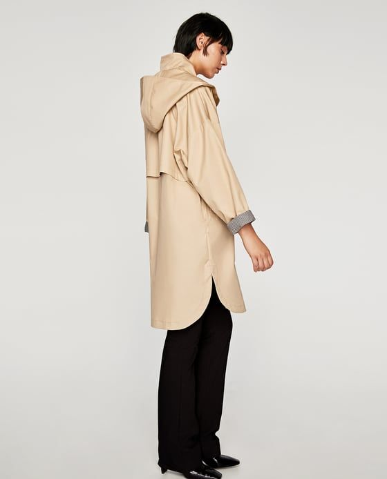 Image 6 of THE NEW TRENCH from Zara