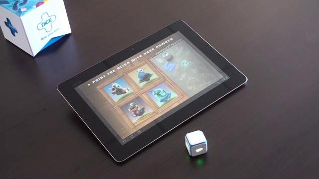 DICE+ gameplay peek by DICE+. See DICE+ in action, during quick gameplay..