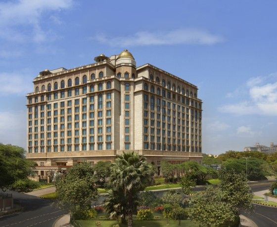 Leela Palace – New Delhi Exteriro View