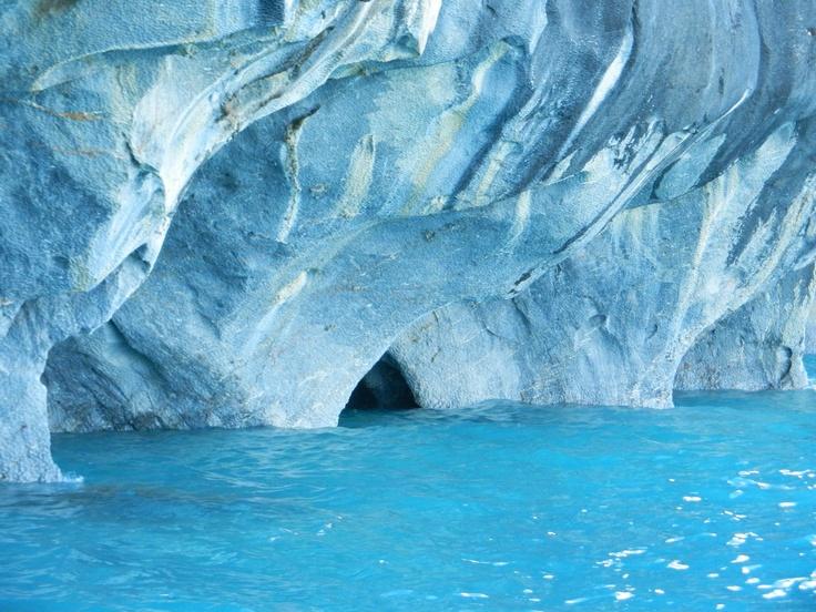 Cuevas de de Marmol, Puerto Tranquilo, XI Región, Chile!!!