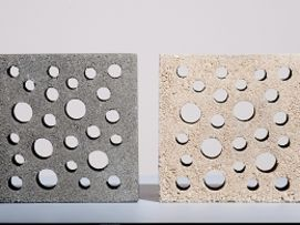 "LSD design co., ltd. ""OKINAWA BLOCK""/2012/ornamental block/product design"