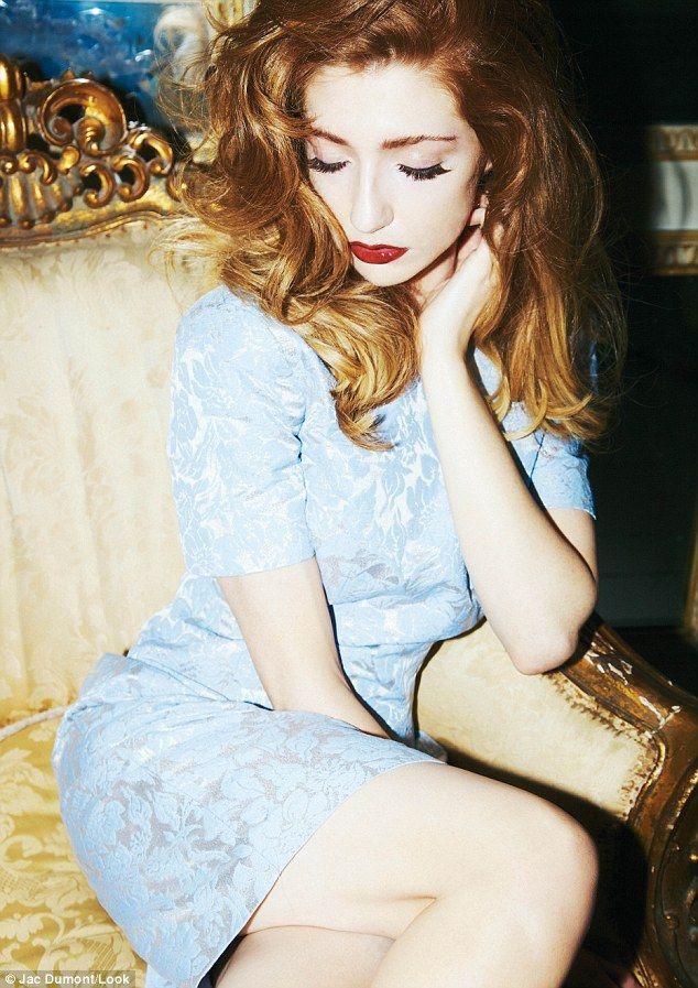 Nicola Roberts... She's so beautiful