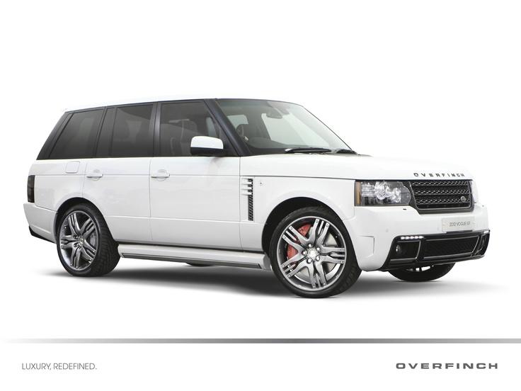 Overfinch Range Rover Vogue GT