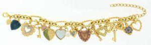 Kirks Folly Sweetheart Seaview Moon Charm Bracelet Kirks Folly. $32.95