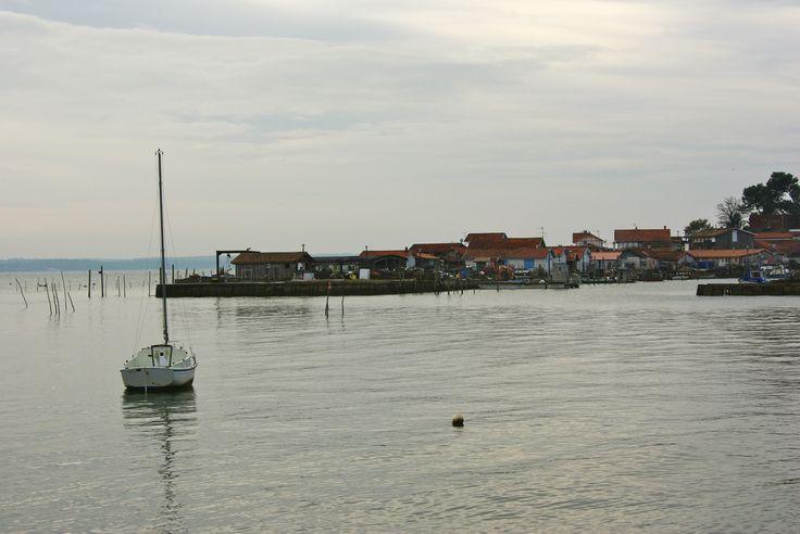 Port de Piraillan en hiver