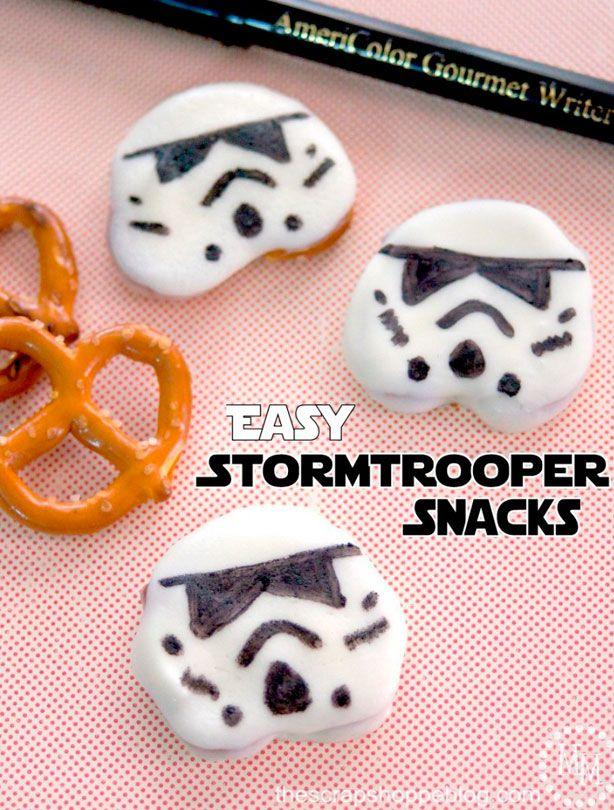 Star Wars food ideas: 21 amazing snack ideas for Star Wars fans - goodtoknow