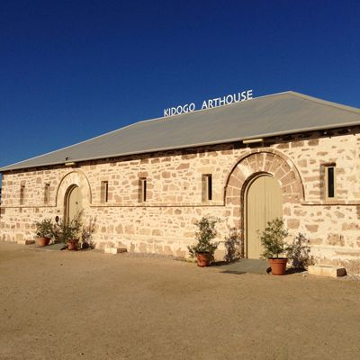 Kidogo Arthouse on Bathers Beach, Fremantle, WA