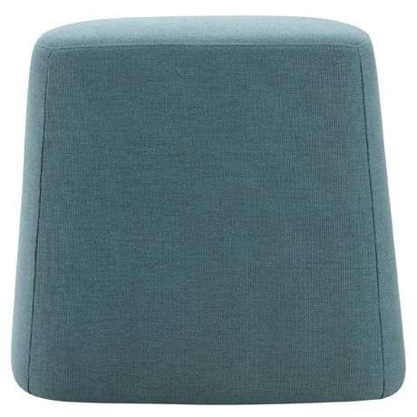 Phat Ottoman Tall Basis Teal