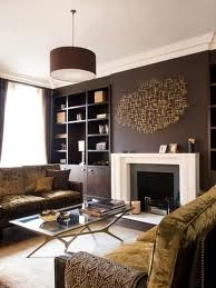 brown living room ideas - Google Search