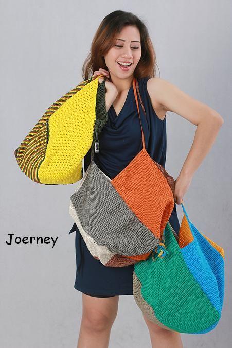 "Knitting Bag ""Joerney"""