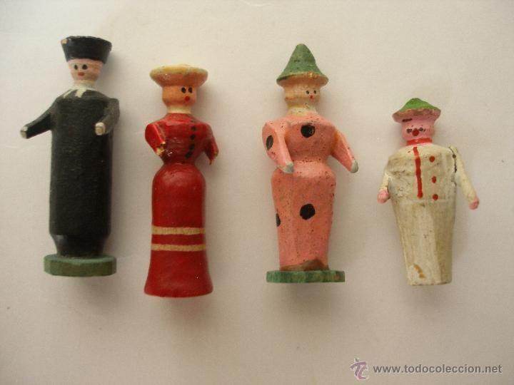 MuñecasMuñecos MaderaJuguetes Figuras Casa Antiguas De MVpUzSqG