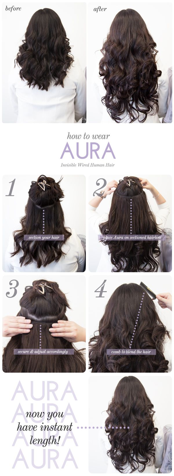 37 Best Soho Hair Extensions Images On Pinterest Hair Accessories