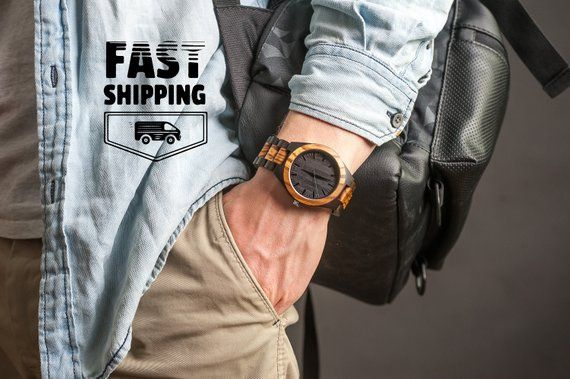 Wood watch,Wooden watch,Husband gift,Anniversary gift,Mens watch,Wood watch men,Wooden watches for m
