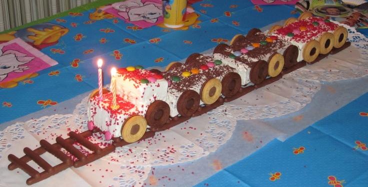 Ice cream train 1