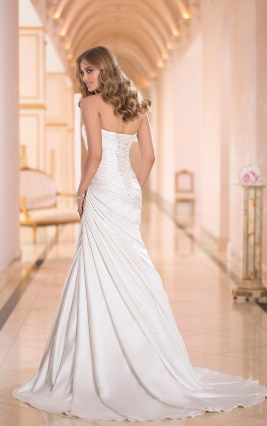 Fabulous  Glamorous Wedding Dresses by Stella York