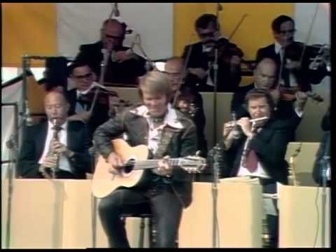 "Glen Campbell Plays ""The William Tell Overture"" (acoustic) - YouTube - WOW!"