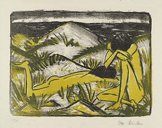 MoMA | German Expressionism Themes: Nature