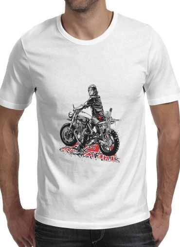 Daryl The Biker Dixon Men T-Shirt