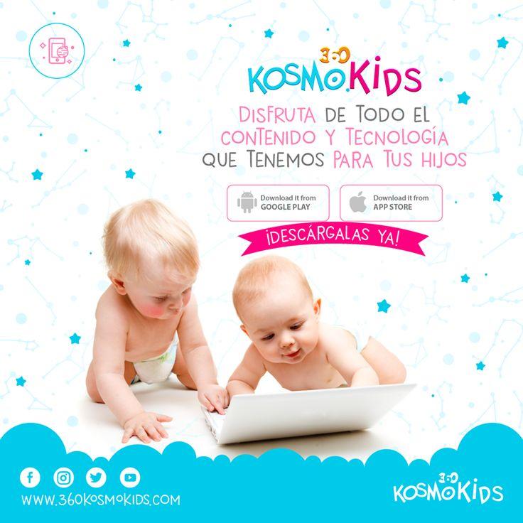 ¡Tus pequeños van a disfrutar de nuestras apps! Descubre nuestro mundo educativo.  Dale click al enlace http://ow.ly/TdCd308HIOd.   #hijos #padres #tips