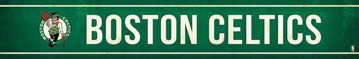 Boston Celtics Street Banner $19.99
