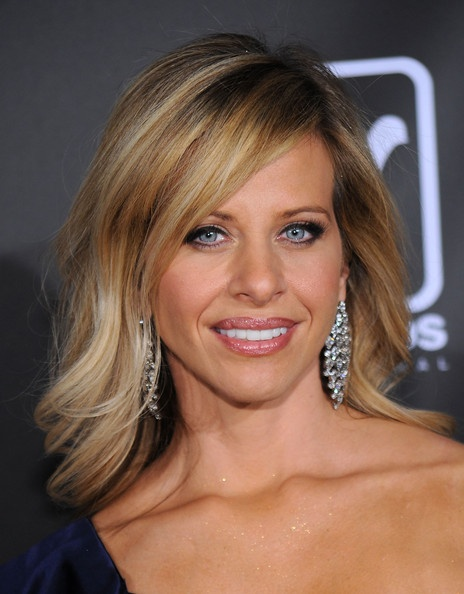 Dina Manzo - met her at The Brownstone in Paterson, NJ at A Project Ladybug fundraiser.
