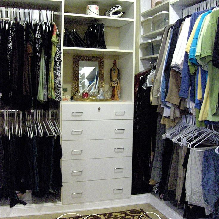 19 Best Images About Closets On Pinterest Closet Organization Walk In Closet And Shelves