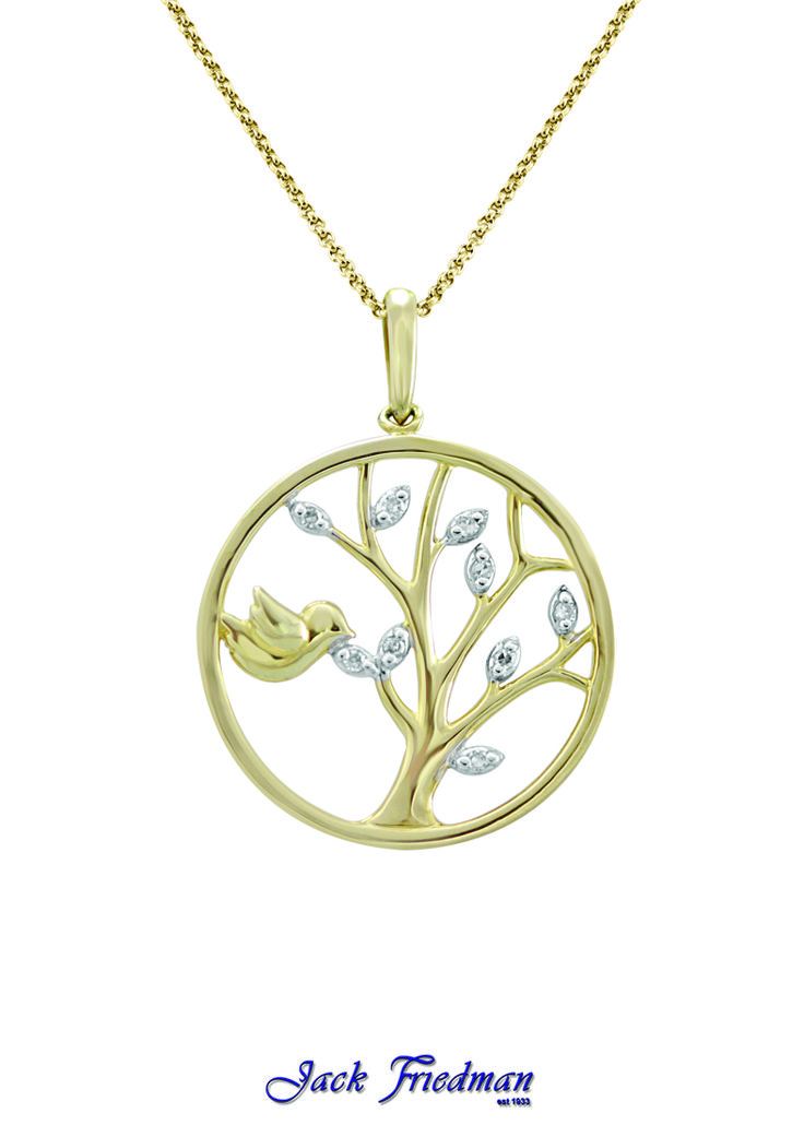 Tree of Life pendant jackfriedman.co.za