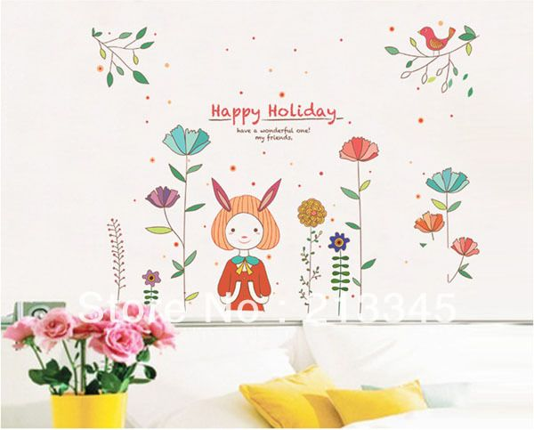 Wall Stickers on AliExpress.com from $8.89