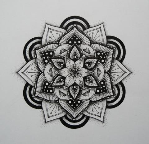 10 Mandala Designs For Your Inspiration | Lyemium -  anterior shoulder